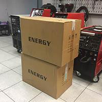 Первые полуавтоматы ENERGY начинают радовать наших клиентов