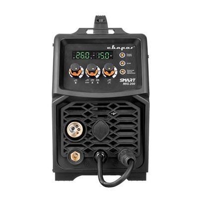 Сварог REAL SMART MIG 200 (N2A5) - интеллектуальный полуавтомат