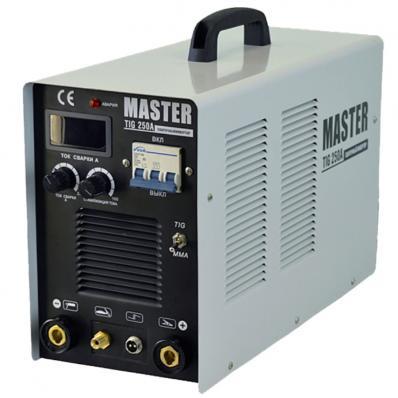 Инвертор аргонодуговой MASTER TIG-250A