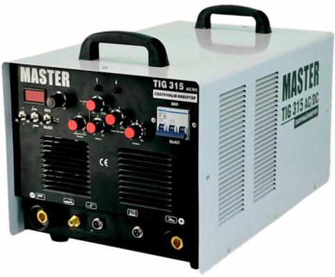 Инвертор аргонодуговой MASTER TIG-315 AC/DC