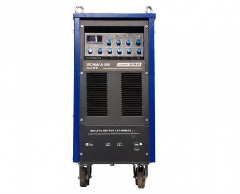 Инвертор аргонодуговой сварки AuroraPRO IRONMAN 500 AC/DC PULSE