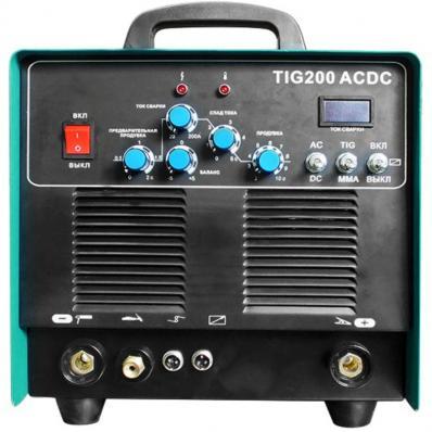 Инвертор аргонодуговой MASTER TIG-200 AC/DC (KR)