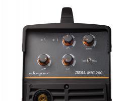 Полуавтомат Сварог REAL MIG 200 (N24002N) Black_2