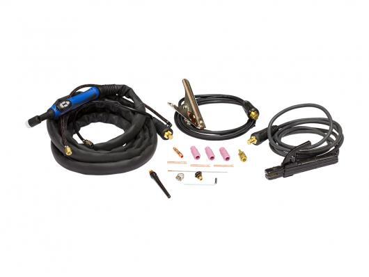 Инвертор аргоно-дуговой Сварог PRO TIG 200 P DSP AC/DC (E201)