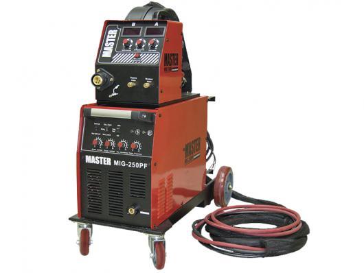 Полуавтомат MASTER MIG-250PF 380V
