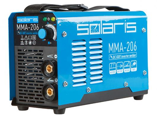 Инвертор SOLARIS MMA 206