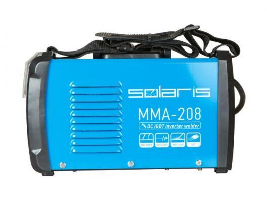 Инвертор SOLARIS MMA 208