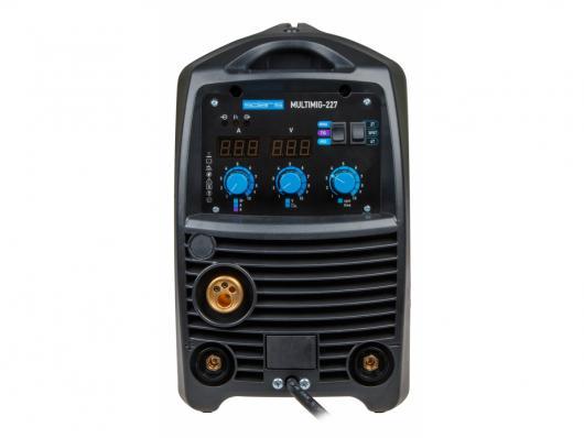 Полуавтомат SOLARIS MULTIMIG 227 (MIG/MMA/TIG)