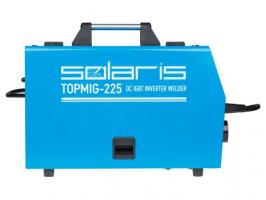 Полуавтомат SOLARIS TOPMIG 225 (MIG/MAG/FLUX) (горелка 3 метра)