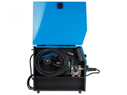 Полуавтомат SOLARIS MULTIMIG 245 (MIG/MAG/TIG/FLUX) (горелка 3 метра)