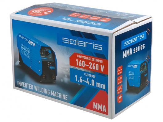 Инвертор SOLARIS MMA 200D