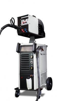 Полуавтомат TRITON ALUMIG 500P Dpulse Synergic DW