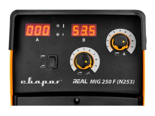 Полуавтомат Сварог REAL MIG 250F (N253)