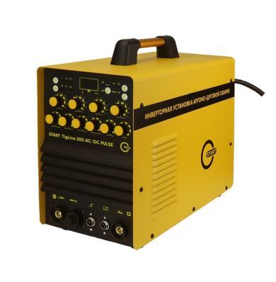 Инвертор аргонодуговой START TigLine 200 AC/DC PULSE