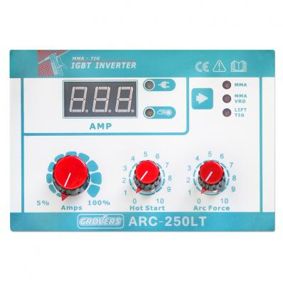 Инвертор GROVERS ARC 250LT