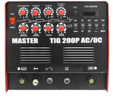 Инвертор аргонодуговой MASTER TIG-200P AC/DC (S)